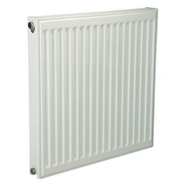 Kudox Type 21 Double Plus Panel Radiator, (H)500 (W)700mm