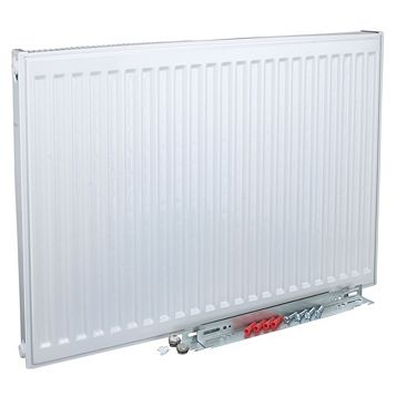 Kudox Type 11 Single Panel Radiator, (H)600 (W)400mm