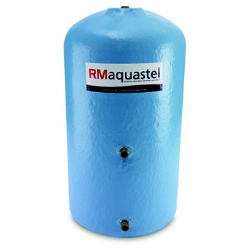 RM Cylinders Stainless Steel Indirect Cylinder, AQUASTEL