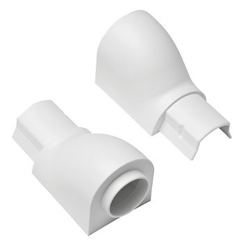 D Line Circular Adaptor, Pack of 2
