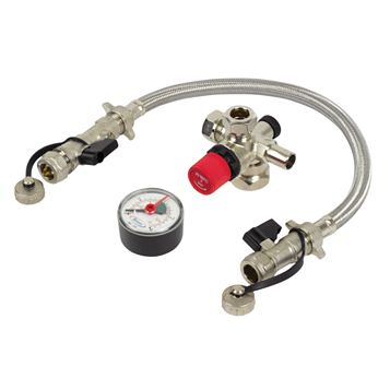 Stainless Steel Vessel Control Kit