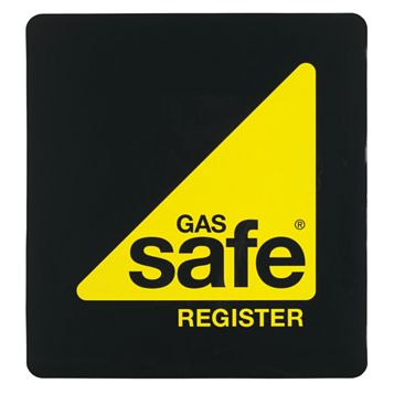 Gas Safe Vehicle Sign