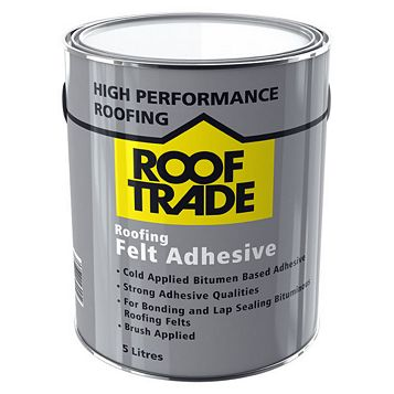 ROOFTRADE Roofing Felt Adhesive, 5L