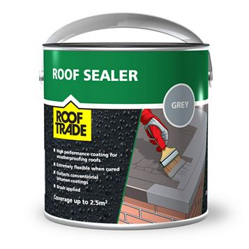 Rooftrade Grey Roof Sealer 2.5L