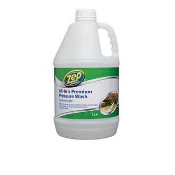 Zep Commercial All-In-1 Premium Pressure Wash Concentrate
