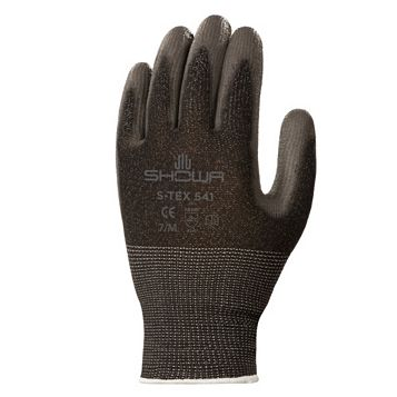 Showa S-TEX 541 Cut Resistant Full Finger Gloves, Medium