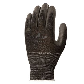 Showa S-TEX 541 Cut Resistant Full Finger Gloves, Large