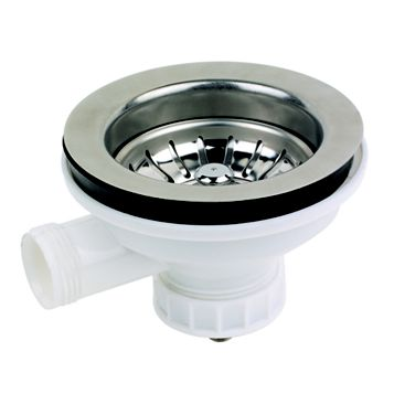 Stainless Steel Sink Strainer Waste