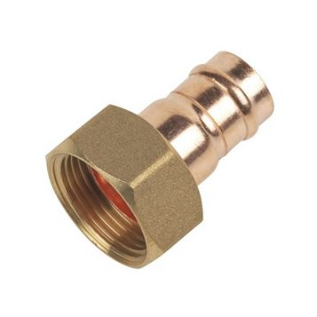 Straight Tap Connector (Dia)3/4