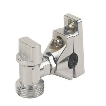 Comap Chrome-Plated Self-Cutting Tap (Dia)15mm
