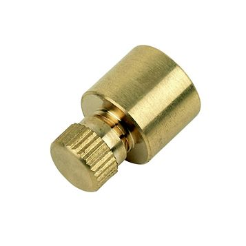 Air Vent Cap (Dia)15mm, Brass