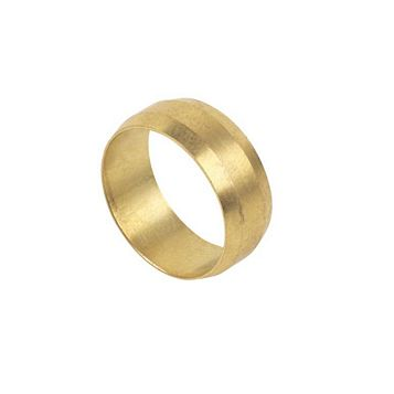 Brass Compression Olive (Dia)15mm