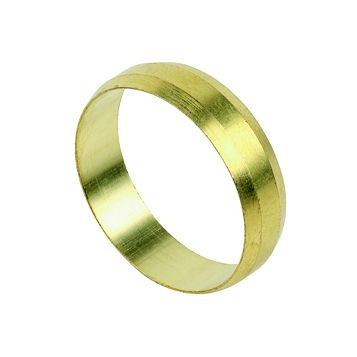 Brass Compression Olive (Dia)28mm