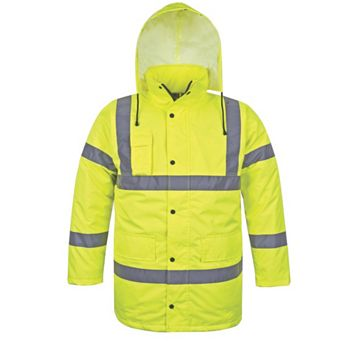 Baratec Hi-Vis Motorway Jacket, L