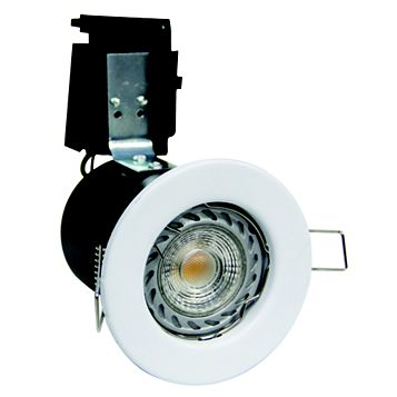 Robus Fire Rated LED Fixed Downlight