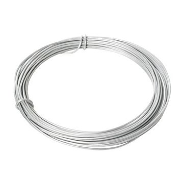 Blooma Galvanised Steel Garden Wire (L)20 M (D)3 mm