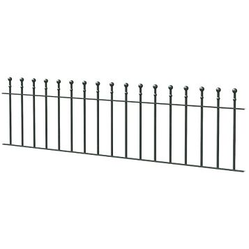 Ball Top Ball Black Rail, (L)1810mm