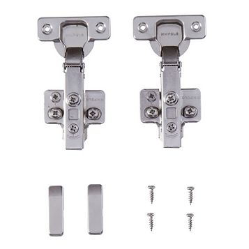Cooke & Lewis Soft-Close 110° Cabinet Hinge, Pack of 2