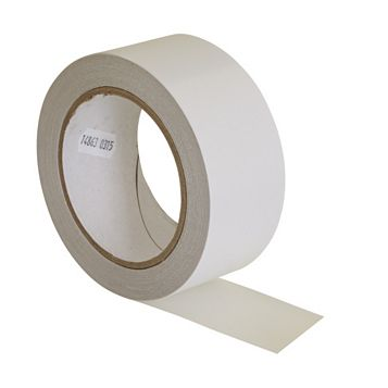 Diall White Double Sided Carpet Tape (L)25 M (W)48mm