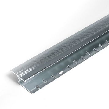 Diall Aluminium Effect Multi Edge Trim