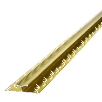 Diall Gold Effect Metal Edging