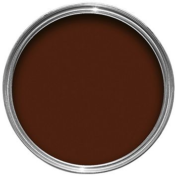 Colours Quick Dry Exterior Teak Gloss Paint 750ml