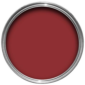 Colours Quick Dry Exterior Classic Red Gloss Paint 750ml