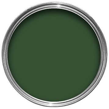 Colours Quick Dry Exterior Buckingham Green Gloss Paint 2.5L