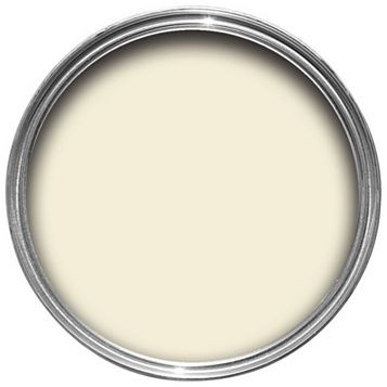 Colours Milky White Silk Emulsion Paint 2.5L