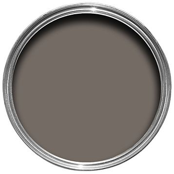 Colours Black Pepper Silk Emulsion Paint 2.5L