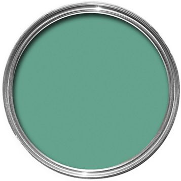 Colours Premium Any Room One Coat Emerald Silk Emulsion Paint 2.5L