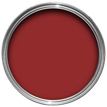 Colours Emulsion Paint Dark Rose, 2.5L