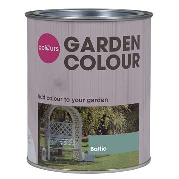 Colours Wood Stain Baltic, 750ml