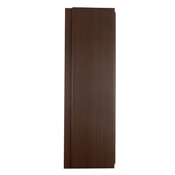 Cooke & Lewis Walnut Effect Bath Front Panel (W)1690mm
