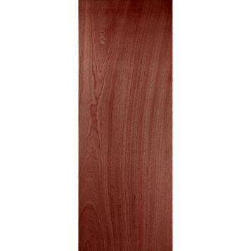 Flush Ply Veneer Internal Door, (H)1981mm (W)838mm