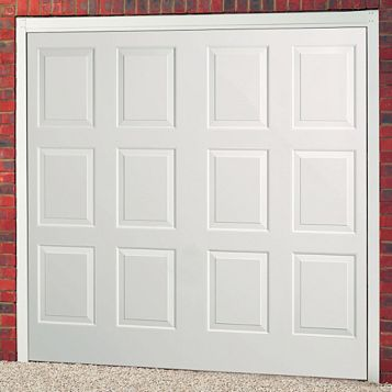 Dakota Framed Garage Door, (H)2134mm (W)2286mm
