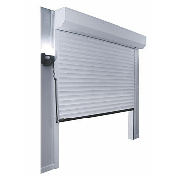 Insuglide Frame Not Included Garage Door, (H)1981mm (W)2134mm