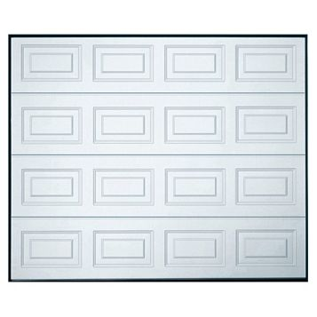 Georgian Frame Not Included Garage Door, (H)2134mm (W)2438mm