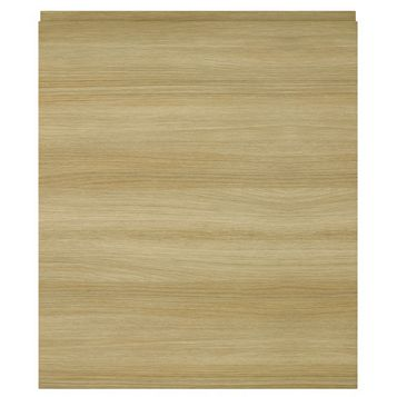 IT Kitchens Marletti Horizontal Oak Effect Integrated Appliance Door (W)600mm