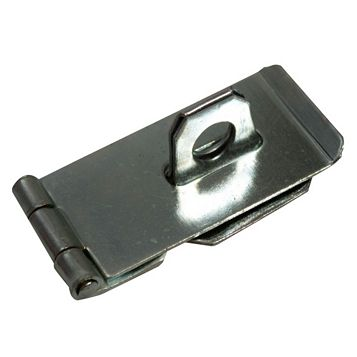 Blooma Steel Hasp & Staple, 76mm