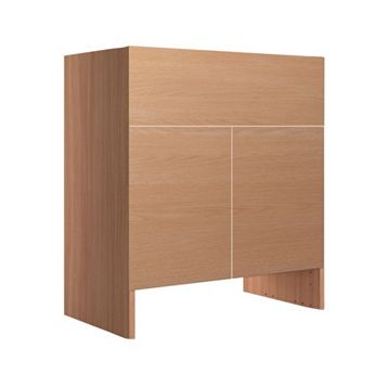 Cooke & Lewis Antero Oak Effect Basin Cabinet
