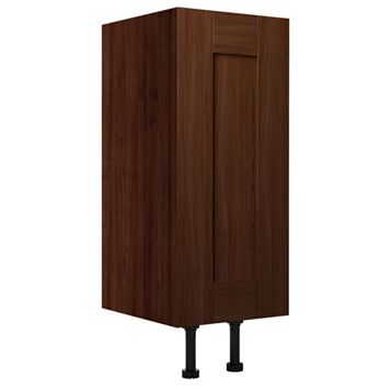 Cooke & Lewis Sorella Walnut Effect Base Cabinet