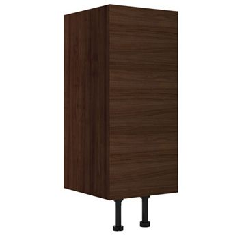 Cooke & Lewis Sorella Walnut Effect Narrow Base Cabinet