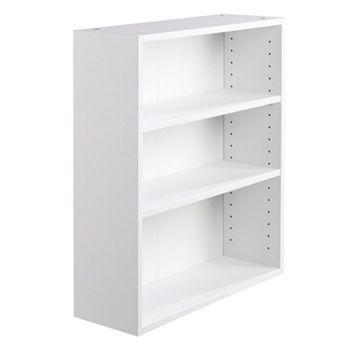 Cooke & Lewis Santini Gloss White Double Door Wall Cabinet