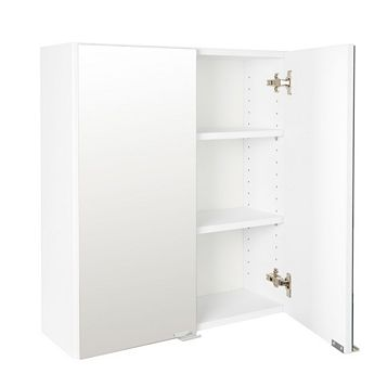 Cooke & Lewis Sorella Gloss White Wall Cabinet