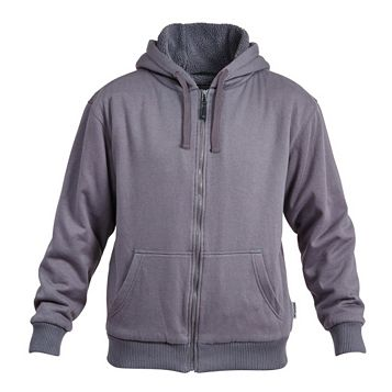 Rigour Full Zip Hoodie Medium
