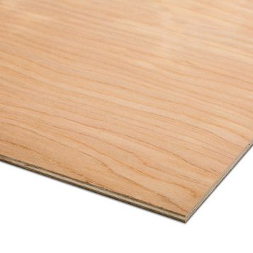 Hardwood Board (Th)5.5mm (W)607mm (L)1829mm
