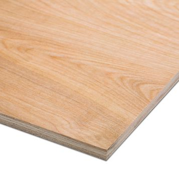 Exterior Plywood Board (Th)9mm (W)607mm (L)1220mm