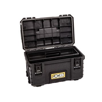 JCB Medium Tool Box (W)350mm (D)310mm