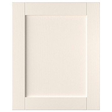 IT Kitchens Brookfield Textured Ivory Style Shaker Standard Door (W)600mm